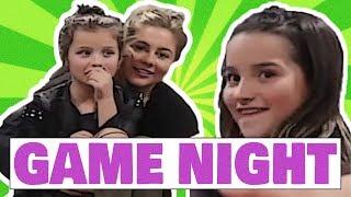 GAME NIGHT FUN WITH BRATAYLEYS | Shawn Johnson