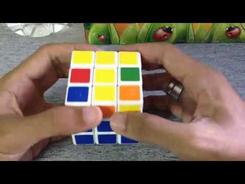 Rubik's Cube Easy Tutorial
