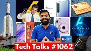 Tech Talks #1062 - Realme 6 Full Specs, Realme Salman Khan, Find X2, K30 Pro Price, Poco X2 Pro