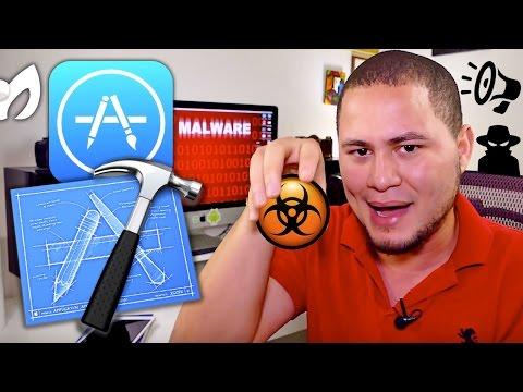 GRAN ATAQUE AppStore iOS - EXPLICADO #XCodeGhost Malware