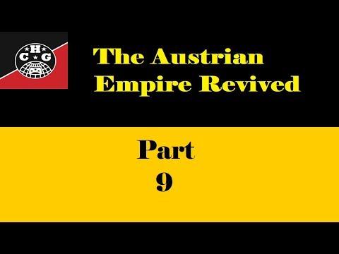 HOI4: Kaiserreich - The Austrian Empire #9 - Make Italy Austrian again!