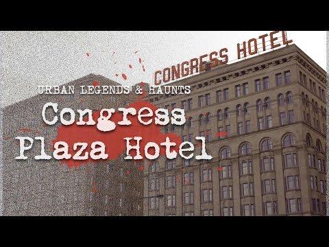 6 Congress Plaza Hotel Haunts | CHICAGO'S HAUNTED HOTEL | Urban Legends & Haunts