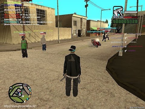 How To Play GTA san andreas Multiplayer online