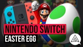Nintendo Switch Startup Easter Egg
