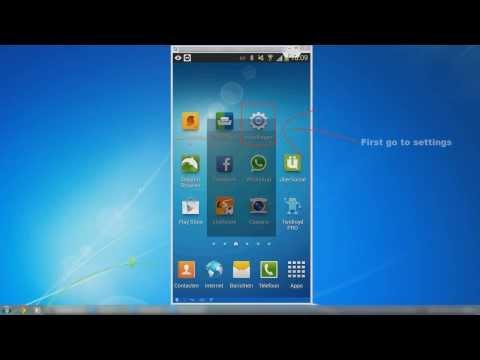 Android Tutorial 3 - Edit Text on Lockscreen