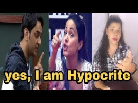 BIG BOSS | Yes, I Am Hypocrite | DAY 11 | Review by SAMBHAVNA SETH