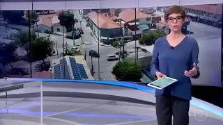 Matéria Jornal da Globo Energia Solar