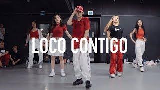 DJ Snake,J. Balvin,Tyga - Loco Contigo / Yumeki Choreography