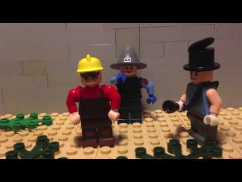 Lego TF2 the Movie HD test