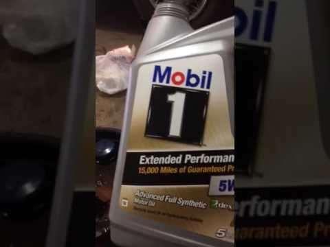 Mobil 1 extended performance 15,000 miles