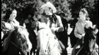 The Cowboy and the Senorita (1944) Pt 1/1 UNCUT Roy Roger & Dale Evans