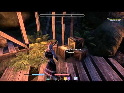 ESO Leveling Guide For Xbox One and PS4