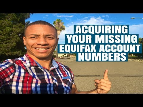 DIY Credit Repair: Solving Your Missing Account Number Problem