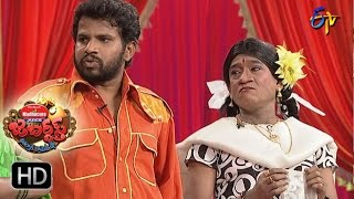 Hyper Aadi Raising Raju Performance | Jabardsth |  30th March 2017| ETV  Telugu