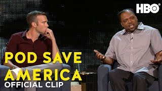 Demetrius Jifunza on Voter Rights in Florida | Pod Save America | HBO