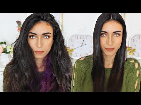 How To Straighten Your Hair At Home Like A PRO | MakeupAndArtFreak