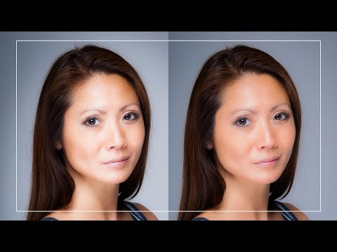 2 Ways to Correct Skin Tones in Photoshop - Tone Down Highlights & Flash Spots - Photoshopdesire.com
