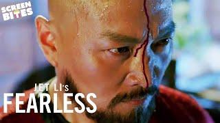 Sword Fight Scene   Jet Li