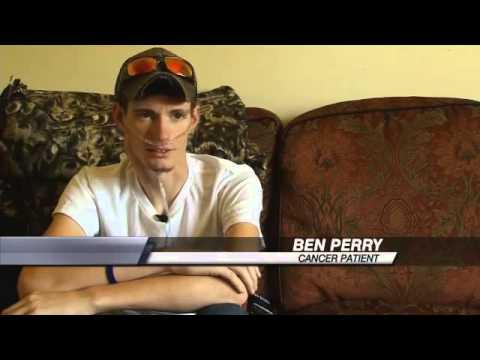 Portland Teen Fights Terminal Cancer -- John Dunn