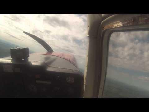 Cessna 150 Spin