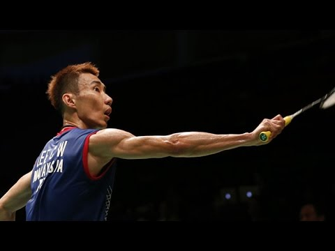 Lee Chong Wei:The POWER OF BACKHANDS