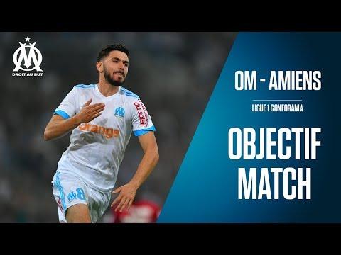 OM 2-1 Amiens Les coulisses du match | Objectif Match