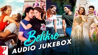 Befikre Full Songs Audio Jukebox | Vishal and Shekhar | Ranveer Singh | Vaani Kapoor