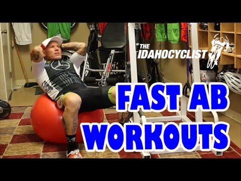 Simple And Fast Ab Workout.  The Ab Workout For A Fast six Pack.