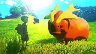 YONDER - Secret Hunting and Cute Animal Catching!! (Yonder: The Cloud Catcher Chronicles Game)