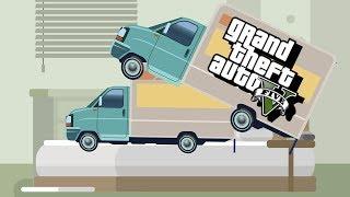 RIDE ME BAREBACK - GTA 5 Gameplay