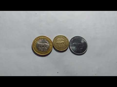 INDIAN UNIQUE COIN OF RBI