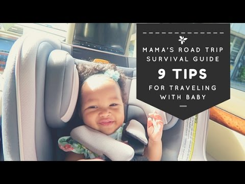 9 Tips for Successful Road Trip Travel With Baby