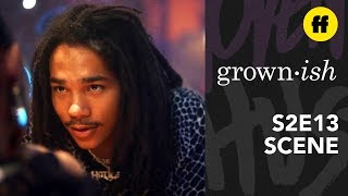grown-ish Season 2, Episode 13 | Why Is Zoey Being So Weird? | Freeform