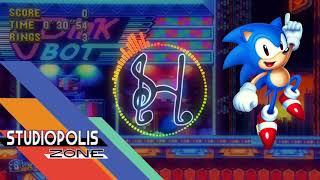 MLP FiM x Sonic Mania] Studiopolis Zone Act 1 (Lights