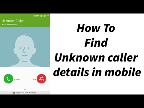 How To Find Unknown caller details in mobile - youknowsomething tech news