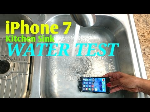 iphone 7 Water Test  Bubbles coming out | MUST WATCH