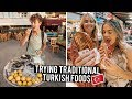 Download We Tried Traditional Turkish Foods in Canakkale & Ayvalik MP3,3GP,MP4