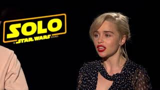 "Emilia Clarke & Paul Bettany React To ""This Is America"" 