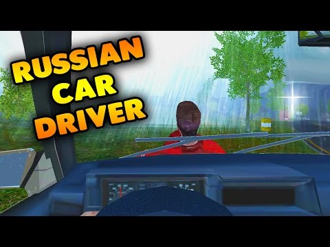 FUN! GET OFF MY HOOD! | Russian Car Driver Gameplay (Kid Friendly Gaming!)
