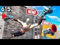 WHY GRAPPLER IS SO FUN..!!! Fortnite Funny WTF Fails and Daily Best Moments Ep.615