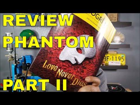 PHANTOM OF THE OPERA PART II LOVE NEVER DIES