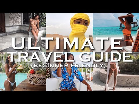 HOW YOU CAN TRAVEL THE WORLD AFFORDABLY, LIKE A PRO! | 2018 TRAVEL GUIDE