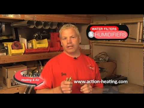 Tip of the Day: Water Filters & Humidifiers