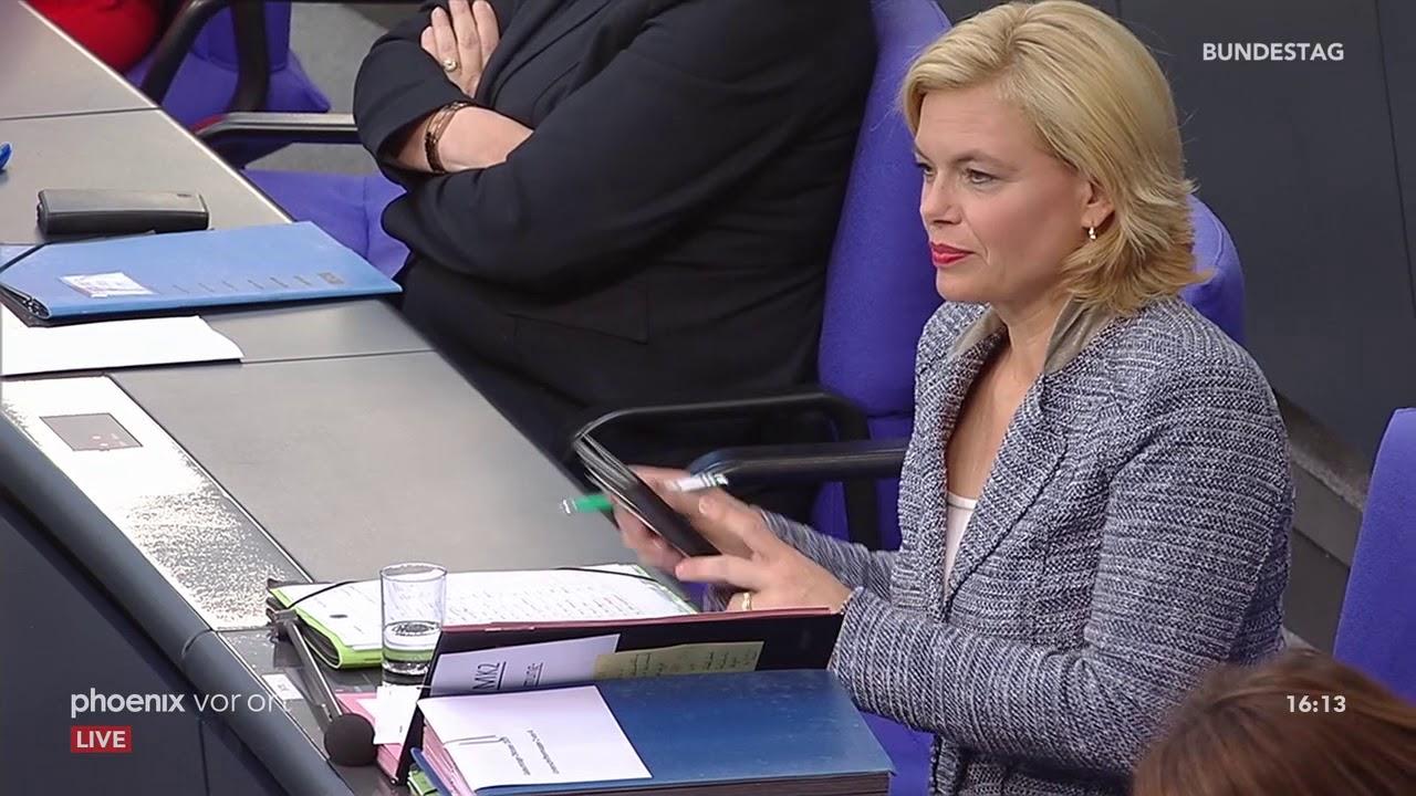 Haushalt 2020: Debatte zum Einzeletat Ernährung und Landwirtschaft am 10.09.19
