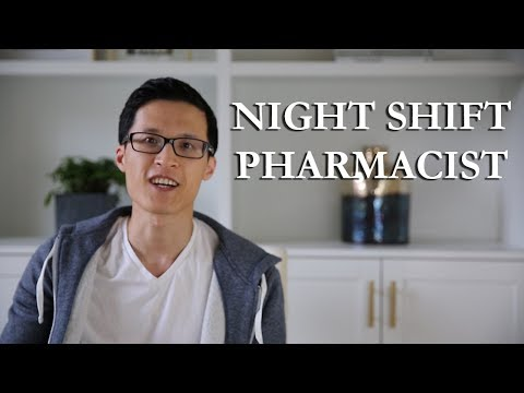 My Experience as a Hospital Night Pharmacist