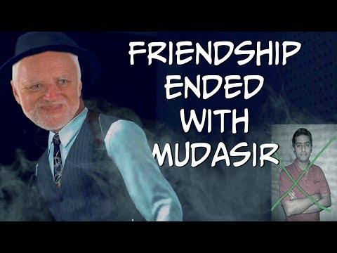 Friendship Ended.