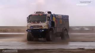 Dakar events - exciting interesting moments 2018