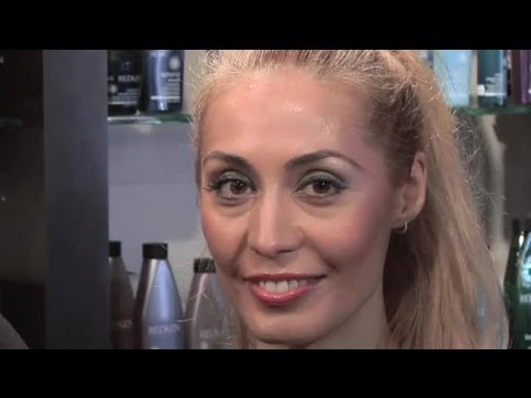 How Can I Make My Dark Brown Eyes Lighter? : Eye & Lip Makeup