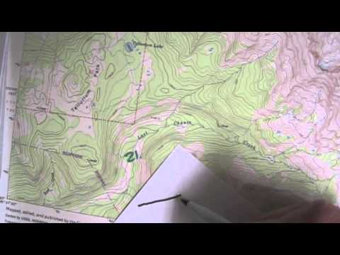Recognizing Features from a Topographic Profile 21