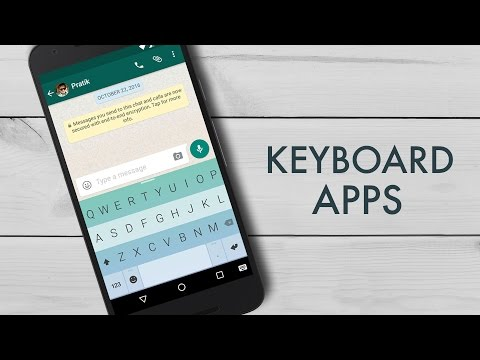5 Best Keyboard Apps for Android (2016)